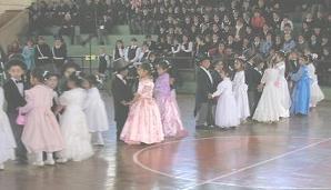 Homenaje a Carabineros de Chile.