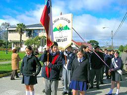 Desfile de 21 de Mayo.