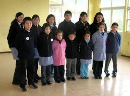 Alumnos destacados en participación.