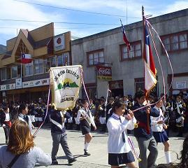 Desfile 18 de Septiembre, Fiestas Patrias.