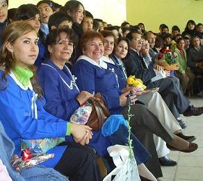 Acto de nuestros alumnos.