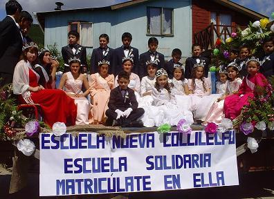 Desfile de Aniversario.