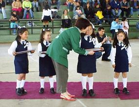 Licenciatura de Kinder.