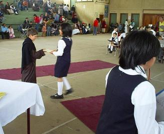 Diplomas a alumnos del TAP